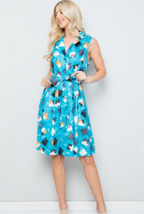 Savannah Hoffman Feline Fun Dress
