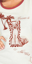 Load image into Gallery viewer, Savannah Hoffman Meow-ii Tiki Tee