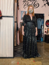 Load image into Gallery viewer, Savannah Hoffman Stardust Maxi Dress