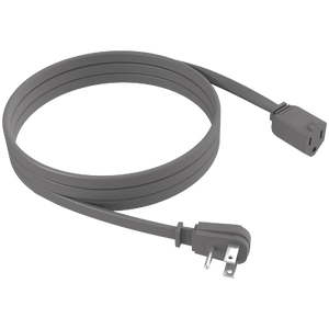STANLEY APPLIANCE CORD (GREY) - Stanley Electrical Accessories