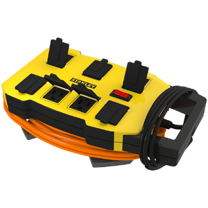STANLEY OUTRIGGER - WRAP 'N' GO POWER STATION - Stanley Electrical Accessories