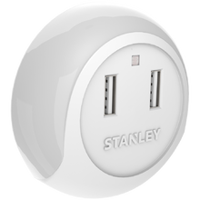 Load image into Gallery viewer, STANLEY USB NIGHT LIGHT - Stanley Electrical Accessories