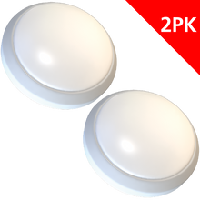 Load image into Gallery viewer, STANLEY 3-LED PUSH LIGHTS (2PK) - Stanley Electrical Accessories