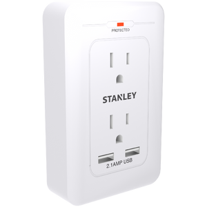 STANLEY SURGEPRO USB - Stanley Electrical Accessories