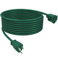 STANLEY POWER CORD (GREEN) - Stanley Electrical Accessories