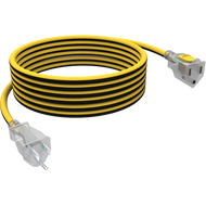 STANLEY 25 FT Contractor Grade Extension Cord, Case of 12
