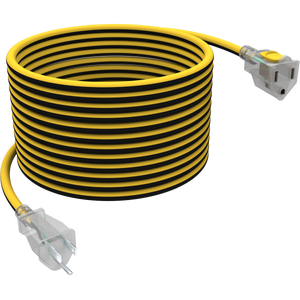 STANLEY 100 FT Contractor Grade Extension Cord, Case of 4