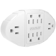 Load image into Gallery viewer, STANLEY 6- WAY TRANSFORMER TAP - Stanley Electrical Accessories