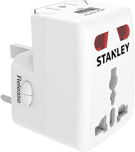 UNIVERSAL USB TRAVEL ADAPTER, CASE OF