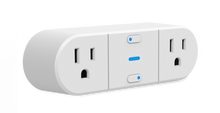 Load image into Gallery viewer, Westinghouse 2-Outlet Wi-Fi Smart Plug, Case of 3