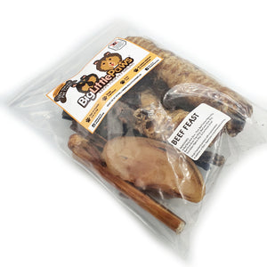 Beef Feast Dog Treats