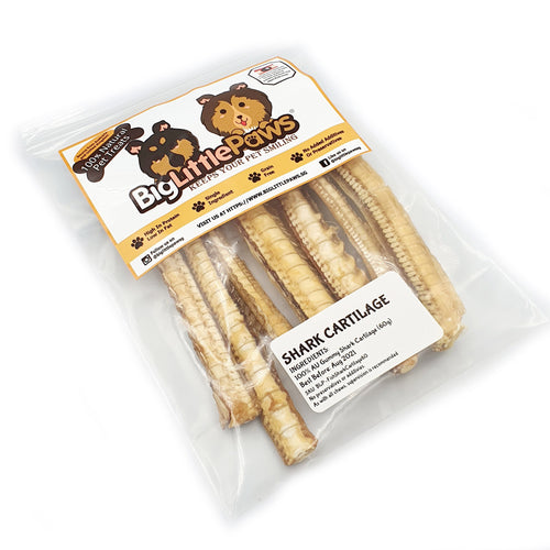 Shark Cartilage Dog Treats