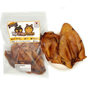 Iberian Pig Ears Dog Treats