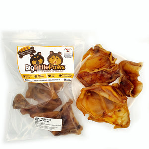 Iberian Pig Ear Pieces Dog Treats