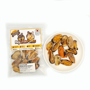 Green Lipped Mussels Dog Treats