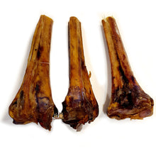 Load image into Gallery viewer, Ostrich Metatarsus Bone Dog Treats/ Dog Chew