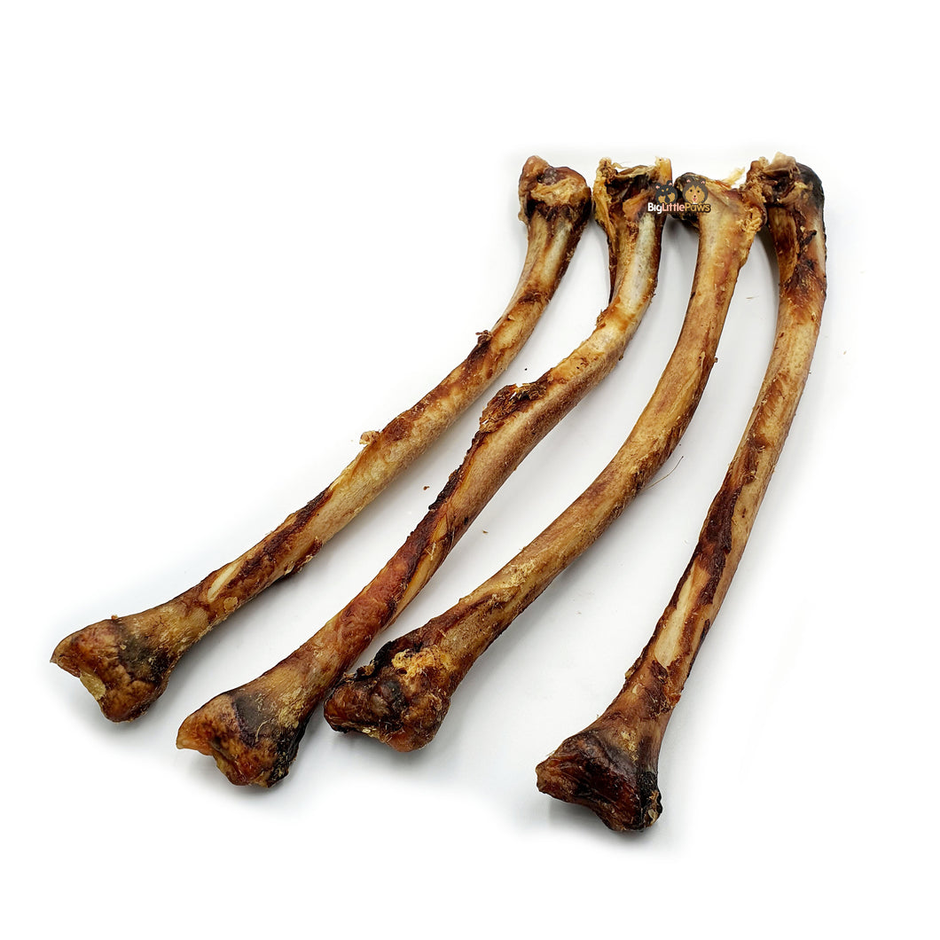 Ostrich Wing Bone Dog Treats