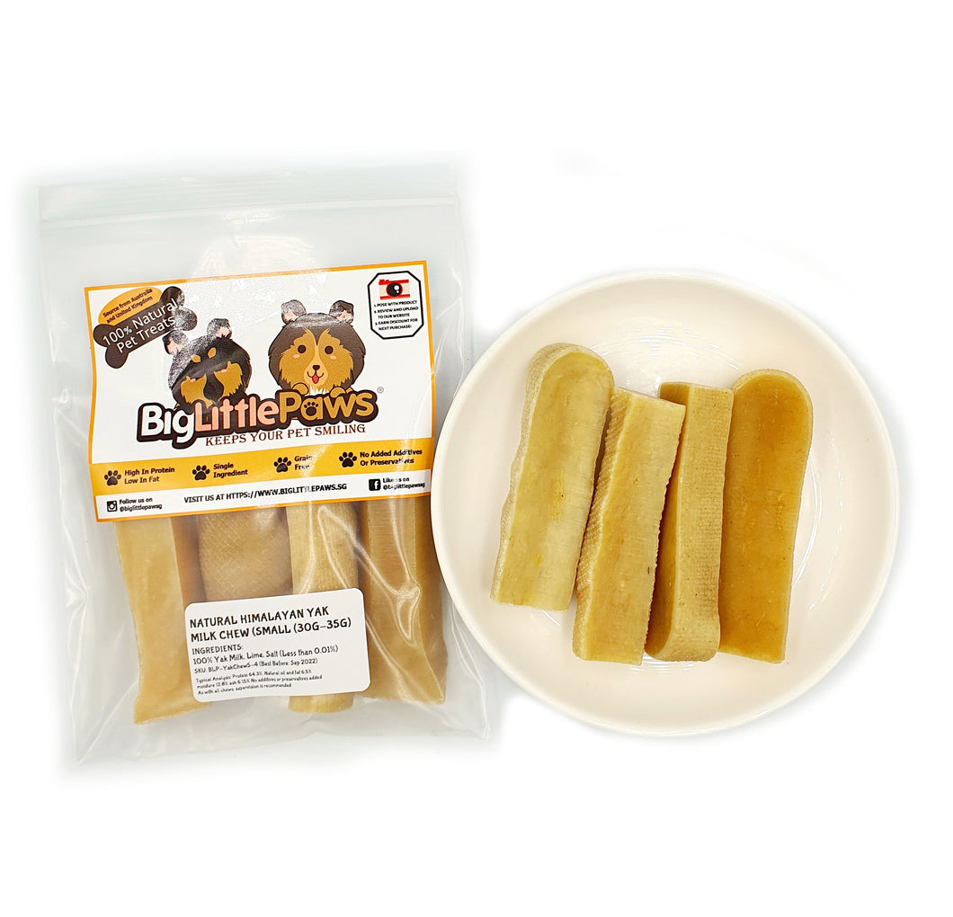 Yak Milk Dog Chew/ Dog Treats