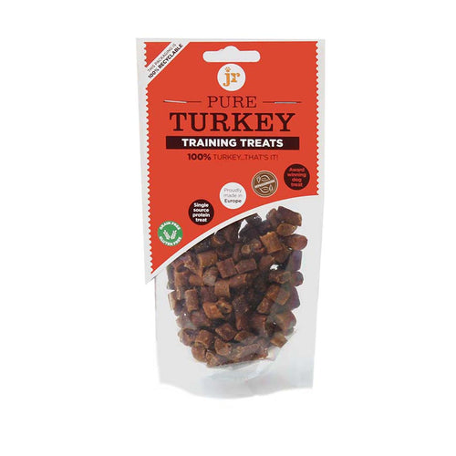 Pure Turkey Training Treats - Big Little Paws Singapore
