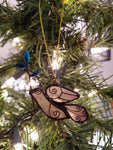 Christmas - Olive Branch Dove Ornament