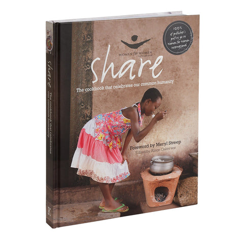 Book - Share Cookbook (Women for Women International)