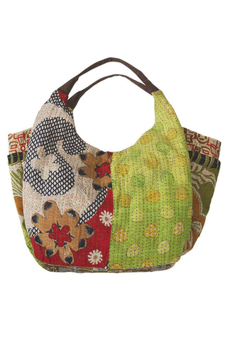 Bags & Totes - Sari Shop Slouchy Bag