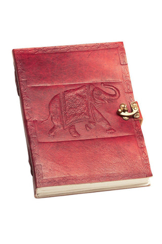 Journal - Leather Elephant Journal