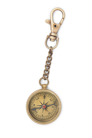 Accessories - Compass on Key Chain