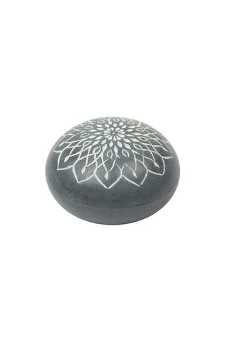 Home - Mandala Stone Incense & Candle Holder