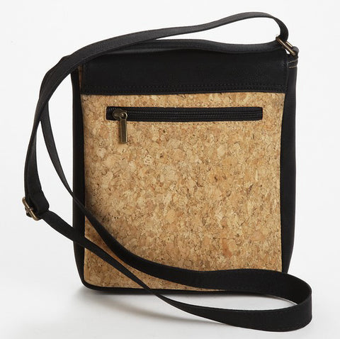 Bags & Totes - Cork Messenger Bag