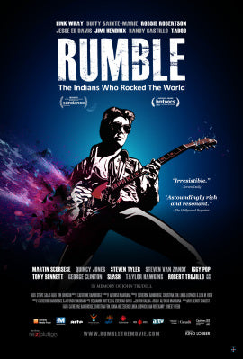 DVD - Rumble: The Indians Who Rocked the World (2017) Not Rated