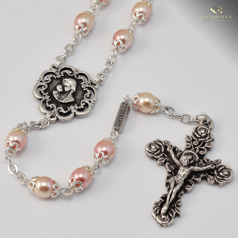 Rosary - Mary's Motherly Love Rosary (SMP30-1014)
