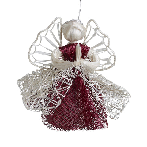 Christmas, Good News Angel Ornament