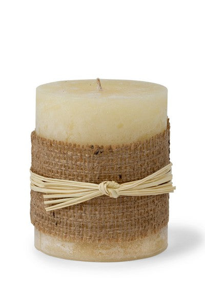 Home - Warm Honey Candle, Wide