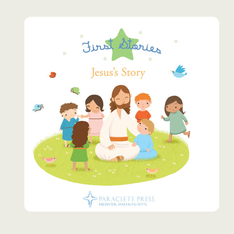 Book - Jesus's Story (Board Book)