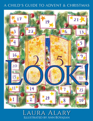 Book - Advent Calendar, Look!