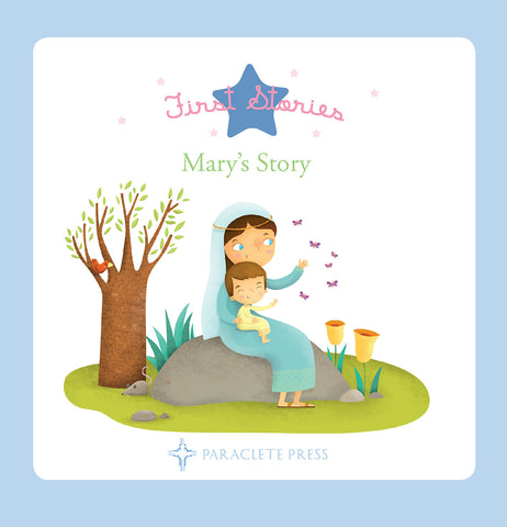 Book - Mary's Story (Board Book)