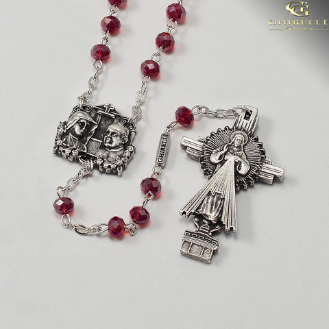 Rosary - St Faustina Divine Mercy Rosary