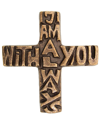 Cross - Wall, I Am Always With You