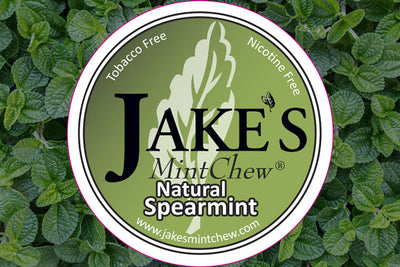 Natural Spearmint Flavor Long Cut