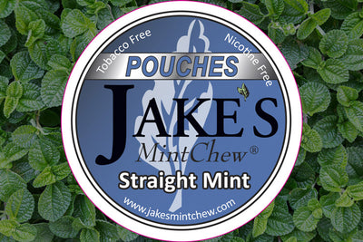 Straight Mint Flavor Pouches