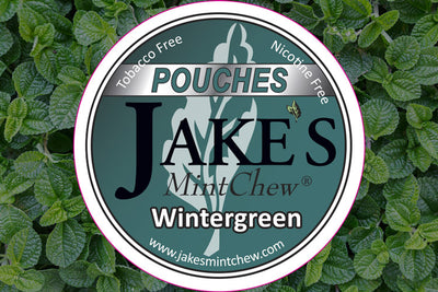 Wintergreen Flavor Pouches