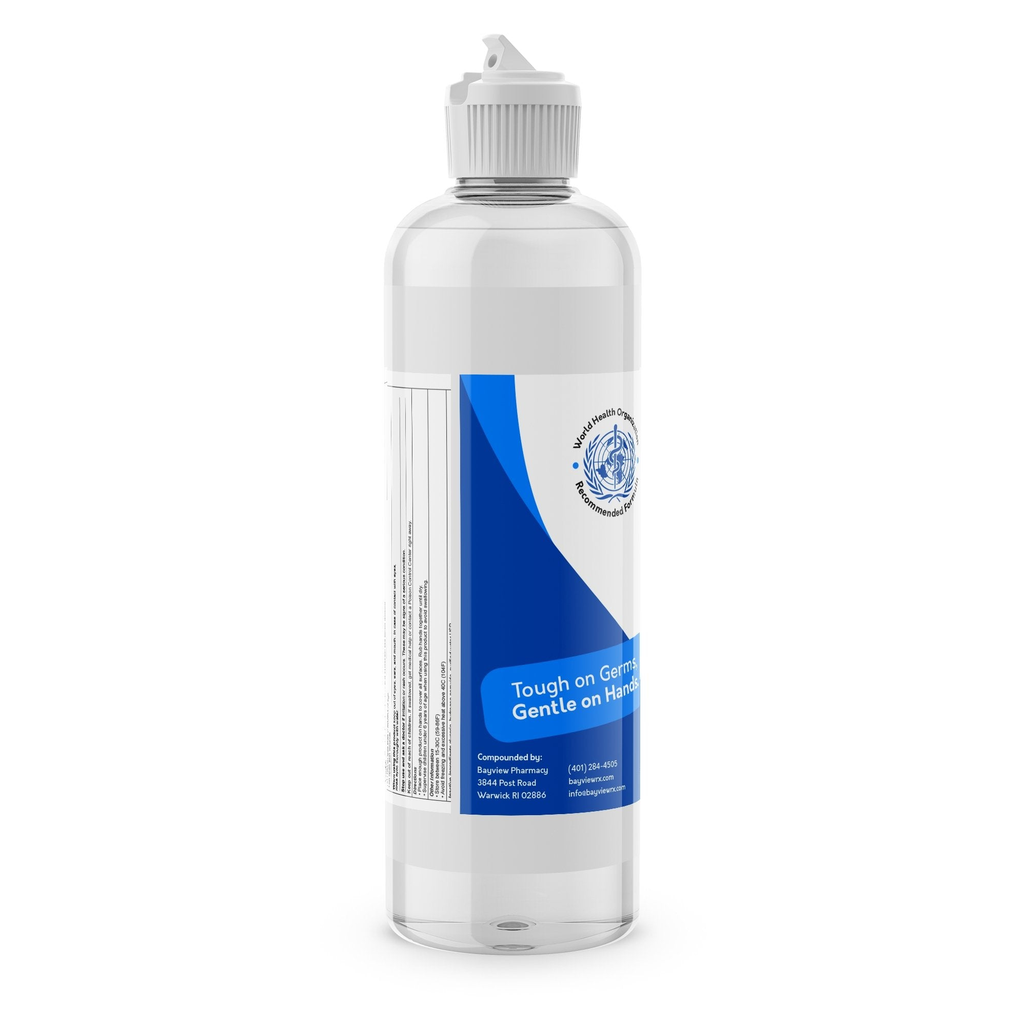 16oz Hand Sanitizer Solution 50% OFF - Bayview Pharmacy
