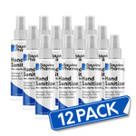 4oz Business Pack (12) Hand Sanitizer Solution 50% OFF