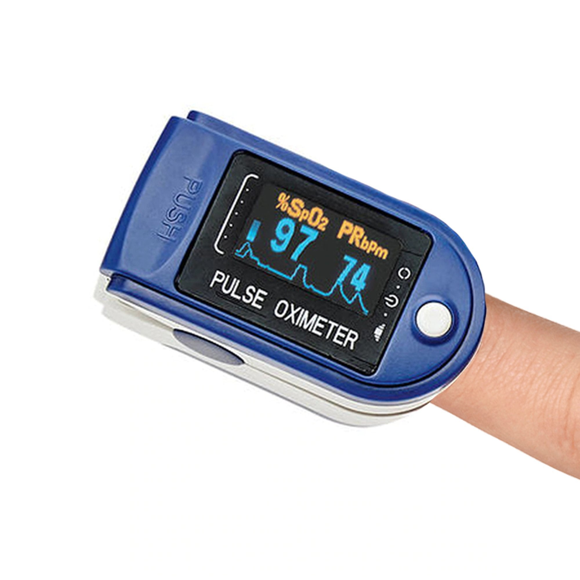 Contec Digital Pulse Oximeter *On Sale/Save $10* - Bayview Pharmacy