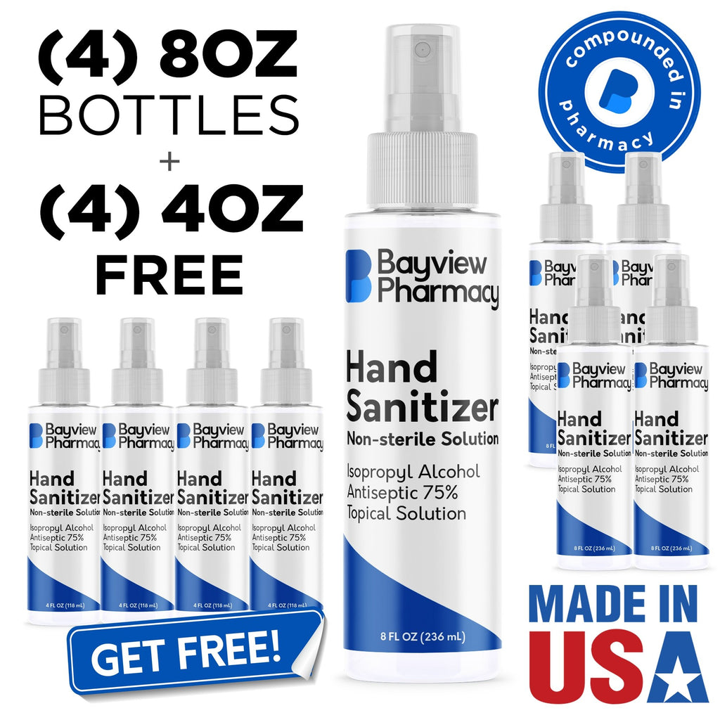 Home + Office Pack (Hand Sanitizer Solution) 50% OFF - Bayview Pharmacy