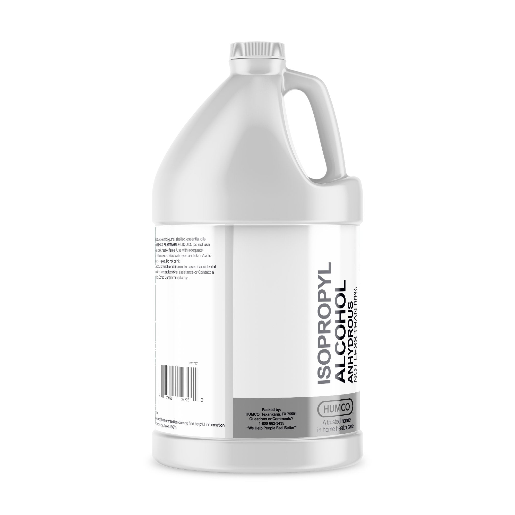 HUMCO Isopropyl Alcohol 99% 1 Gallon 50% OFF - Bayview Pharmacy