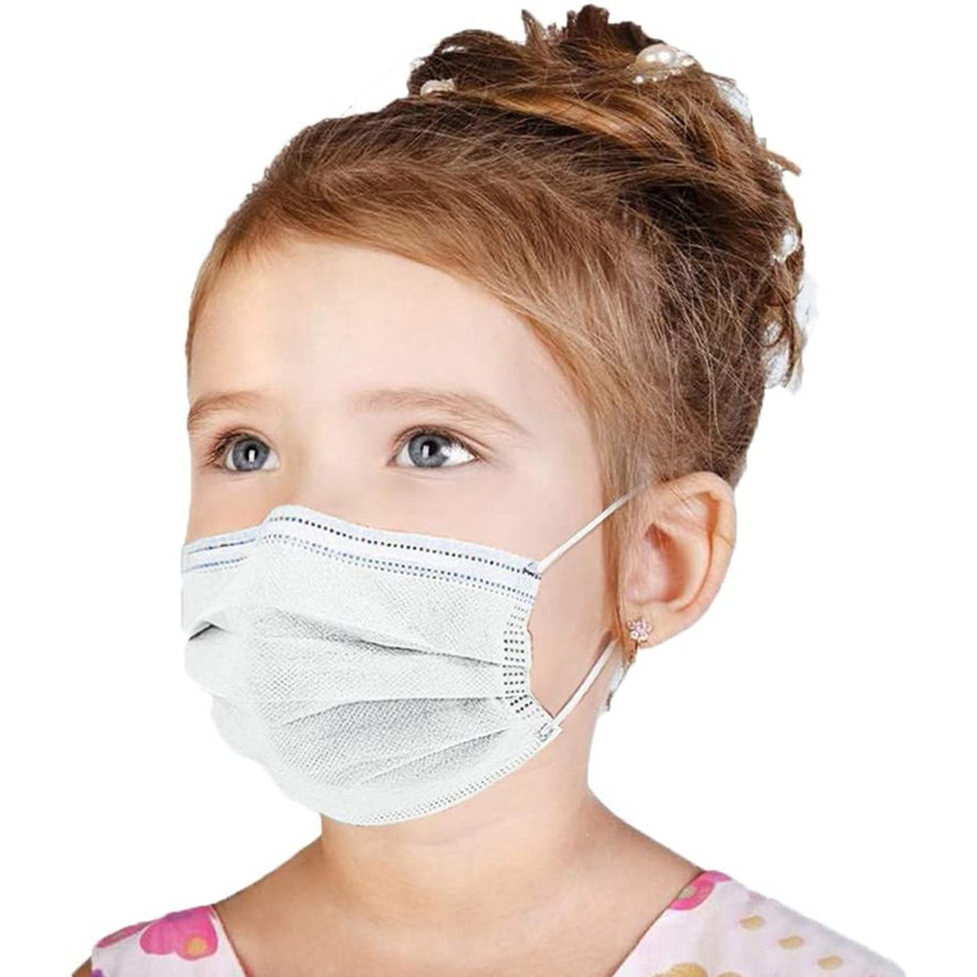 Kids Disposable Face Masks (Pack of 50) - Bayview Pharmacy