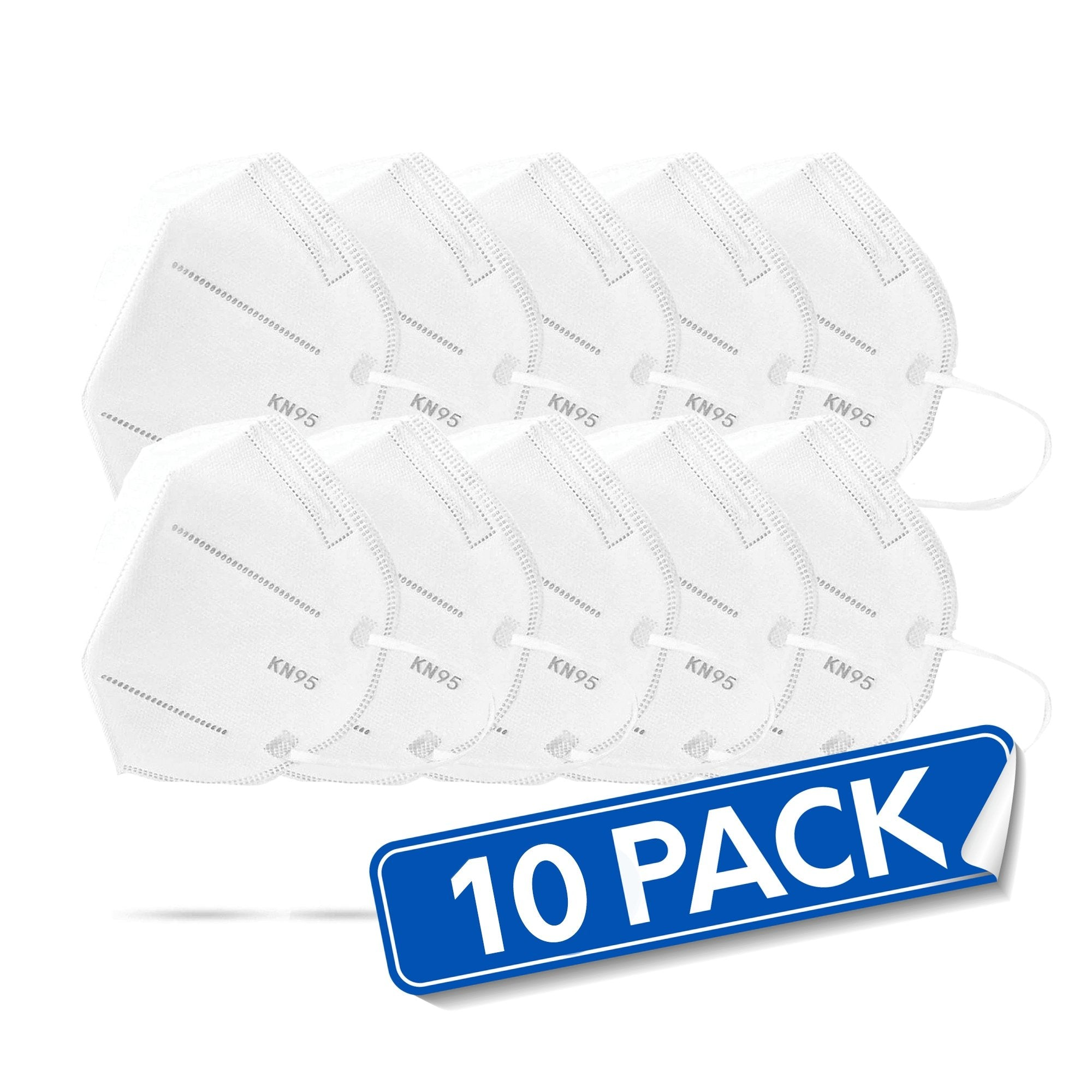 KN95 Face Masks (Pack of 10) - Bayview Pharmacy
