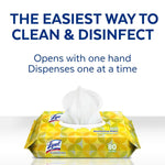 Lysol® Disinfectant Wipes Flat pack - Bayview Pharmacy